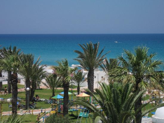 PrimaSol El Mehdi : view from the room