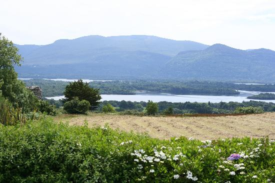 View from Aghadoe heights Hotel