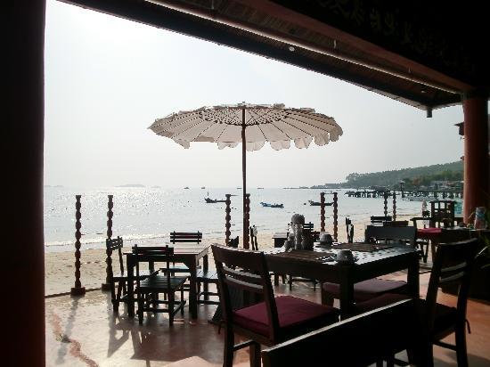 Ko Samet, Tayland: ホテル