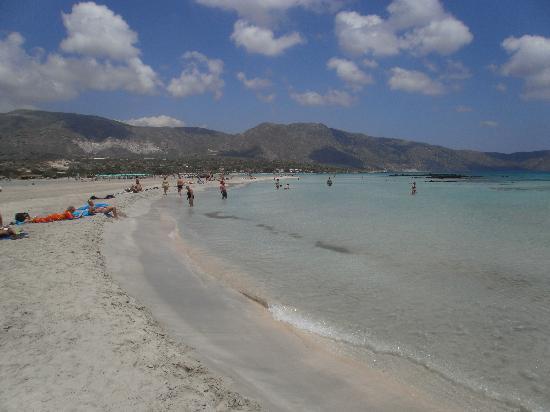 Galatas, Greece: Elafonisi - Western Crete