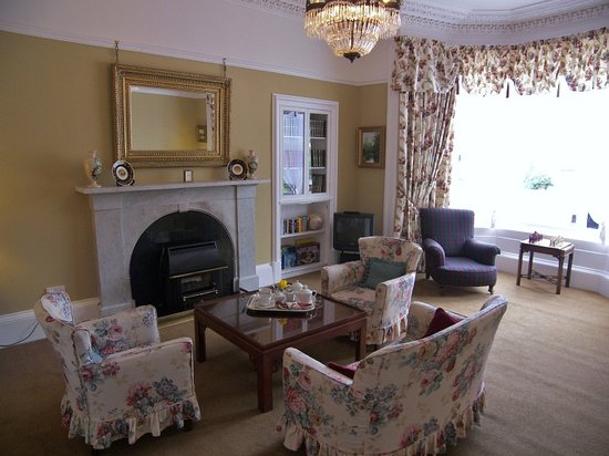 Annfield Guest House: Guest Lounge
