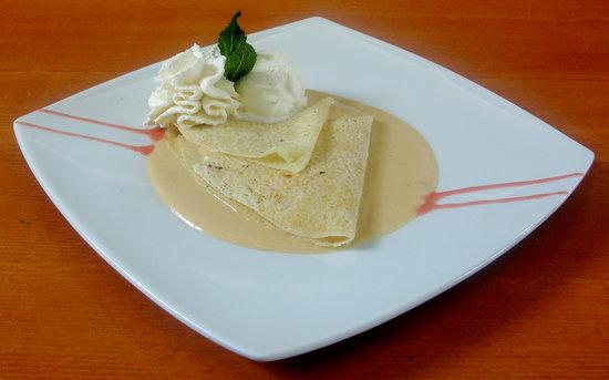 Crepes & Waffles : Crepe de Maracuya