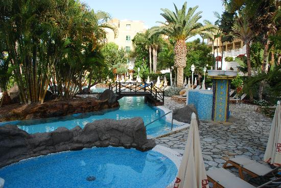 Pool Area Picture Of Jardines De Nivaria Adrian Hoteles Costa