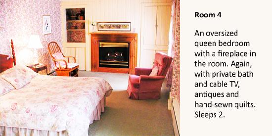 West Dover Inn: Room 4