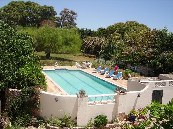 Paraiso Jardim: Pool Area