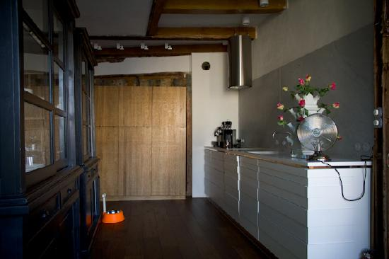 Boutique B&B Kamer01: Kitchen