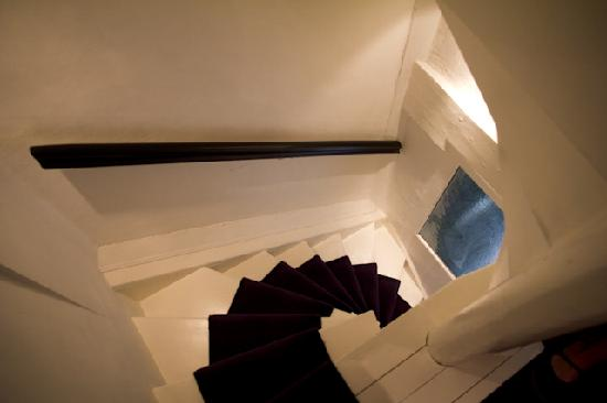 Boutique B&B Kamer01: Stairs