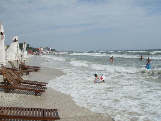 Constanta, Romania: Mamaia Beach