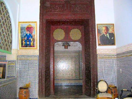 El Jadida, Maroc : le palais al andalous