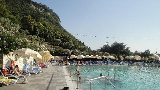 Hotel La Perla: Scenic views from the pool area