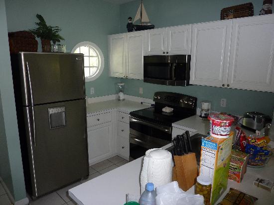 Hawks Cay Resort: Küche