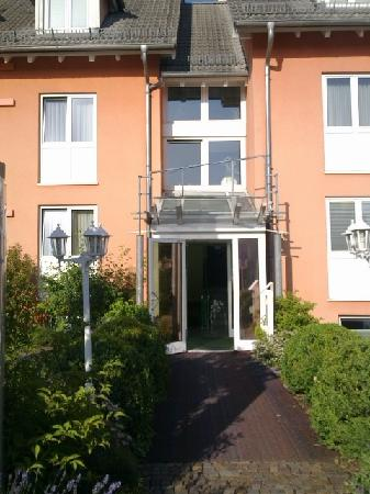 Astralis Hotel Domizil: Hotel Frontseite