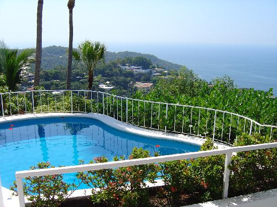 Las Brisas Acapulco: Swimming pool from de Luxe bedroom