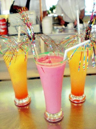 Hotel Garbi: leckere cocktails