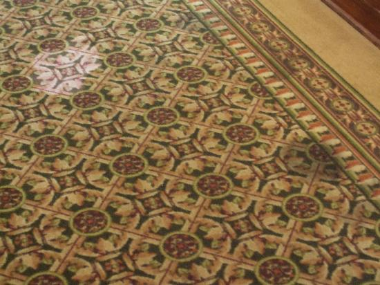 Country Inn & Suites By Carlson, Chattanooga North at Highway 153: carpet