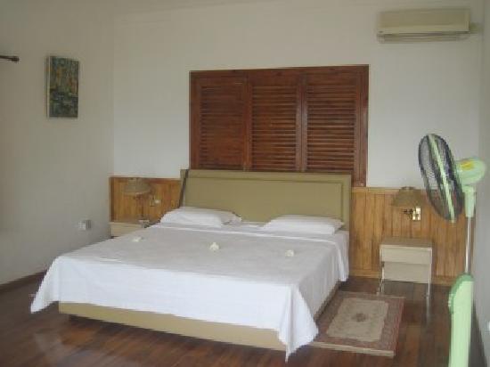 stanza da letto e soggiorno visti dalla veranda - Foto di Anse Soleil ...