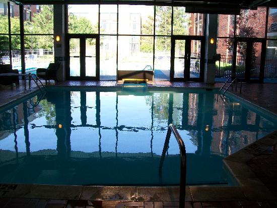 The Metropolitan: The Pool