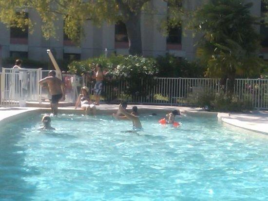 Hotel Novotel Aix en Provence Pont de L'arc Fenouilleres: Pool