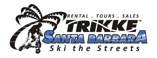 Trikke Santa Barbara: Logo