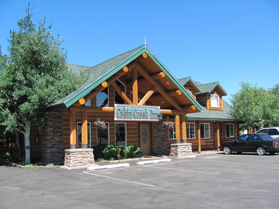 Thayne, WY : Cabin Creek Inn Office