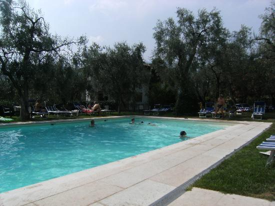 Hotel Augusta: pool