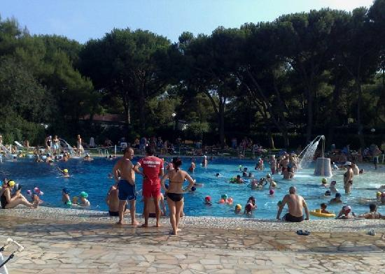 Baia Domizia, Italia: One of the four pools