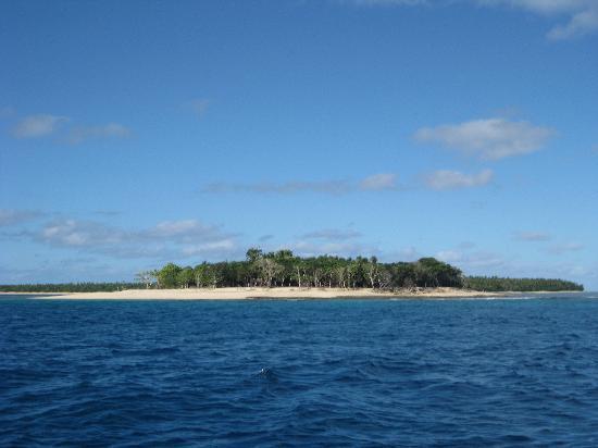 Serenity Beaches Resort: Uoleva island