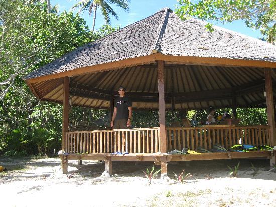 Serenity Beaches Resort: The main room