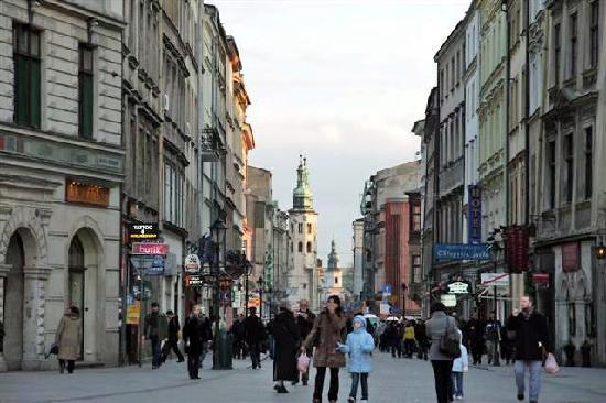 Cracovia, Polonia: Krakow City