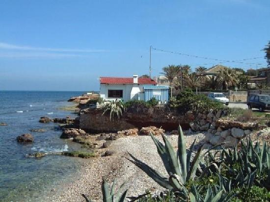 Denia's Rugged Beaches South