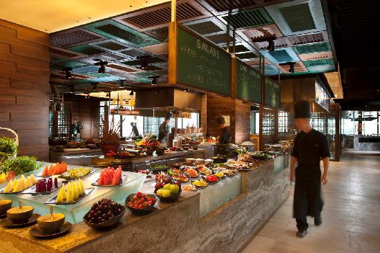 DoubleTree by Hilton Kuala Lumpur: Makan Kitchen