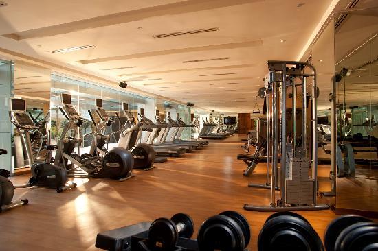 DoubleTree by Hilton Kuala Lumpur: Gym