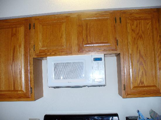 Hyatt House Chicago/Schaumburg: Small microwave