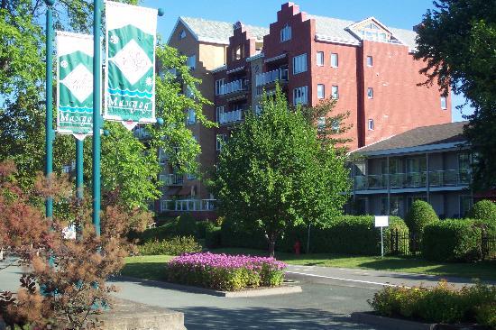 Hotel & Spa Etoile-sur-le-Lac: l'hotel