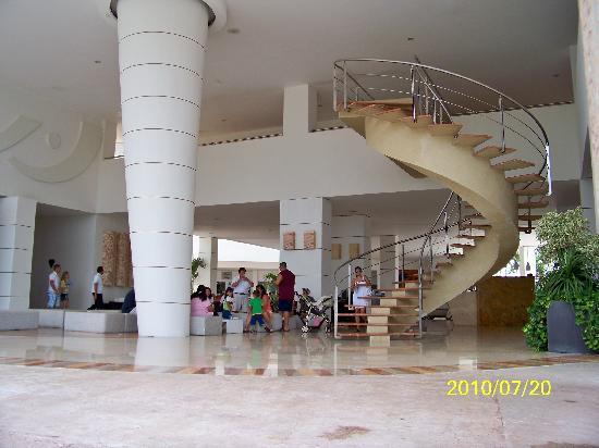 Open Lobby Area