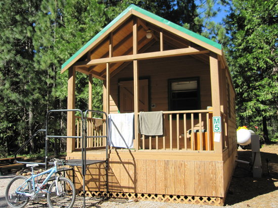 Lake Siskiyou Camp - Resort: Cabin...Exterior