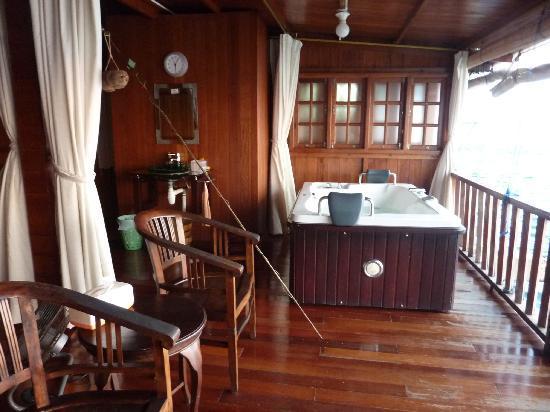 KTM Resort Batam: Spa room 1