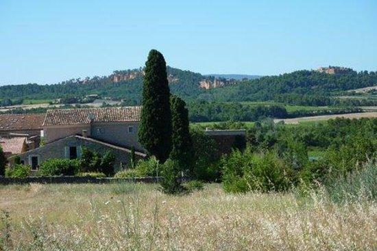 Roussillon, France: Bastide de Cassiopee