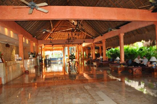 Iberostar Tucan Hotel: Réception