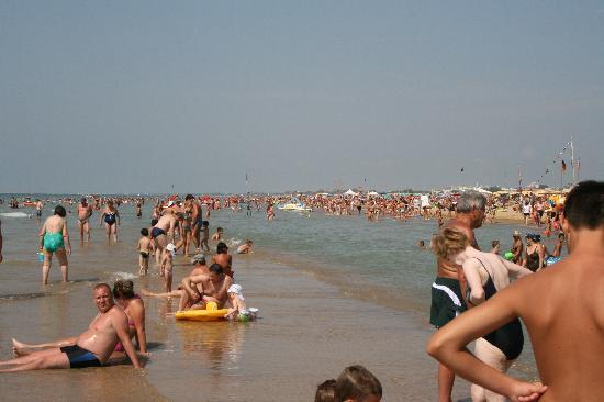 Villaggio Sole B: Strand med revle