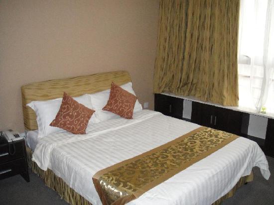 Biyun Diamond Court: Bedroom