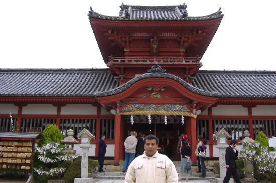 Matsuyama, Japón: CHUY EN JAPON