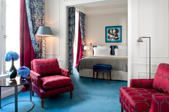 Hotel Le Burgundy: Crédits: Guillaume de Laubier