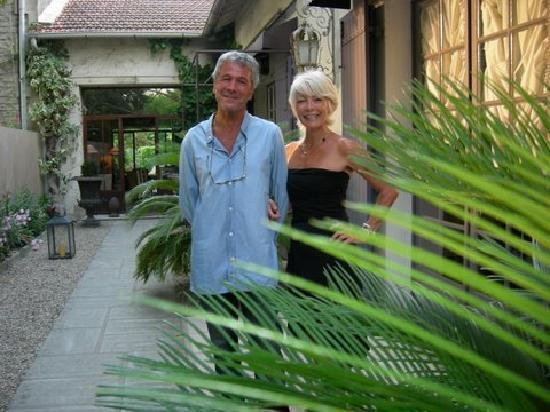 Hotel Sous les Figuiers: Un  bel endroit pour s'aimer
