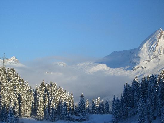 Hoch Ybrig: Seebli im Winter