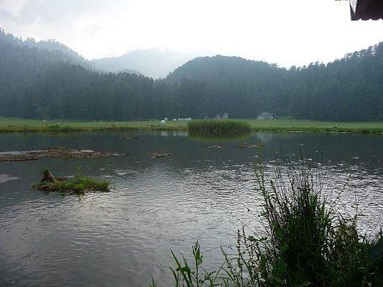 Pond @ Khajjiar