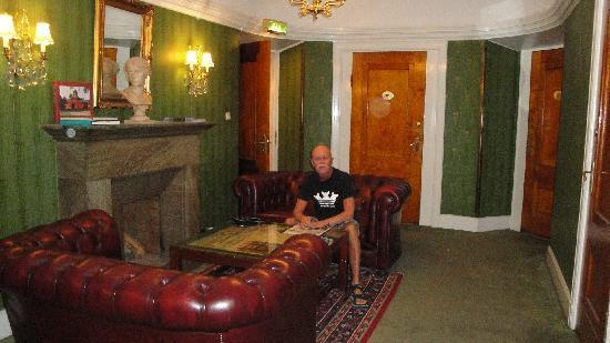 Hotell Ornskold: lobby