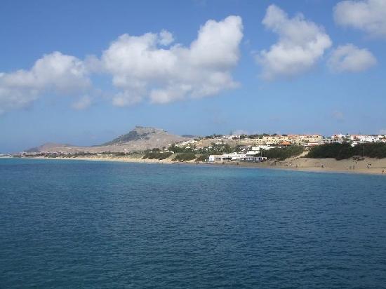 Torre Praia Hotel: Hotel und Strand