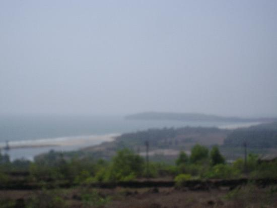 Ganpatipule, India: on the way