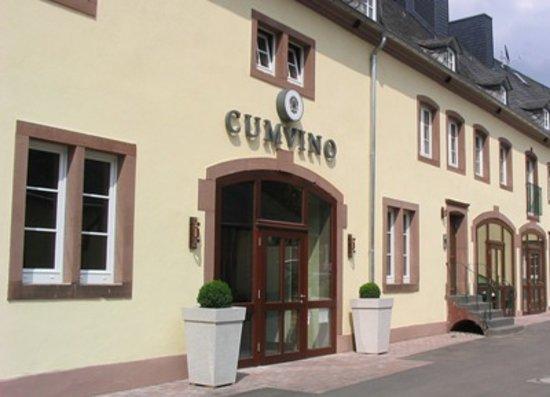 Cumvino : der eingang